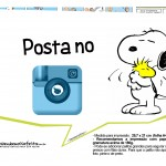 Plaquinhas Snoopy 35