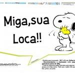 Plaquinhas Snoopy 38