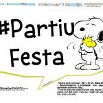 Plaquinhas Snoopy 39