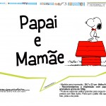 Plaquinhas Snoopy 4