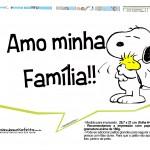 Plaquinhas Snoopy 40