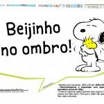 Plaquinhas Snoopy 41