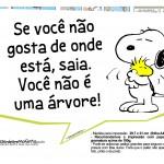 Plaquinhas Snoopy 46