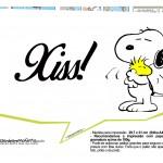 Plaquinhas Snoopy 47