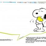 Plaquinhas Snoopy 48