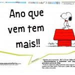 Plaquinhas Snoopy 5