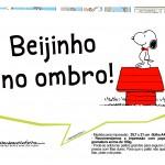 Plaquinhas Snoopy 7