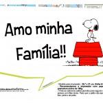 Plaquinhas Snoopy 8