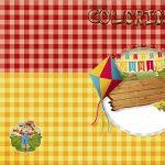 Revista Colorindo Festa Junina