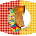Rotulo Esmalte Festa Junina