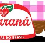Rotulo Guarana Caculinha Fazendinha Menina Morena