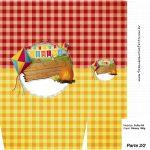Sacolinha Surpresa Festa Junina - Parte 2