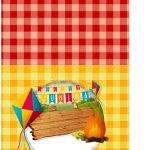 Tag Agradecimento Festa Junina
