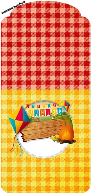 Tag Agradecimento Festa Junina  Fazendo a Nossa Festa