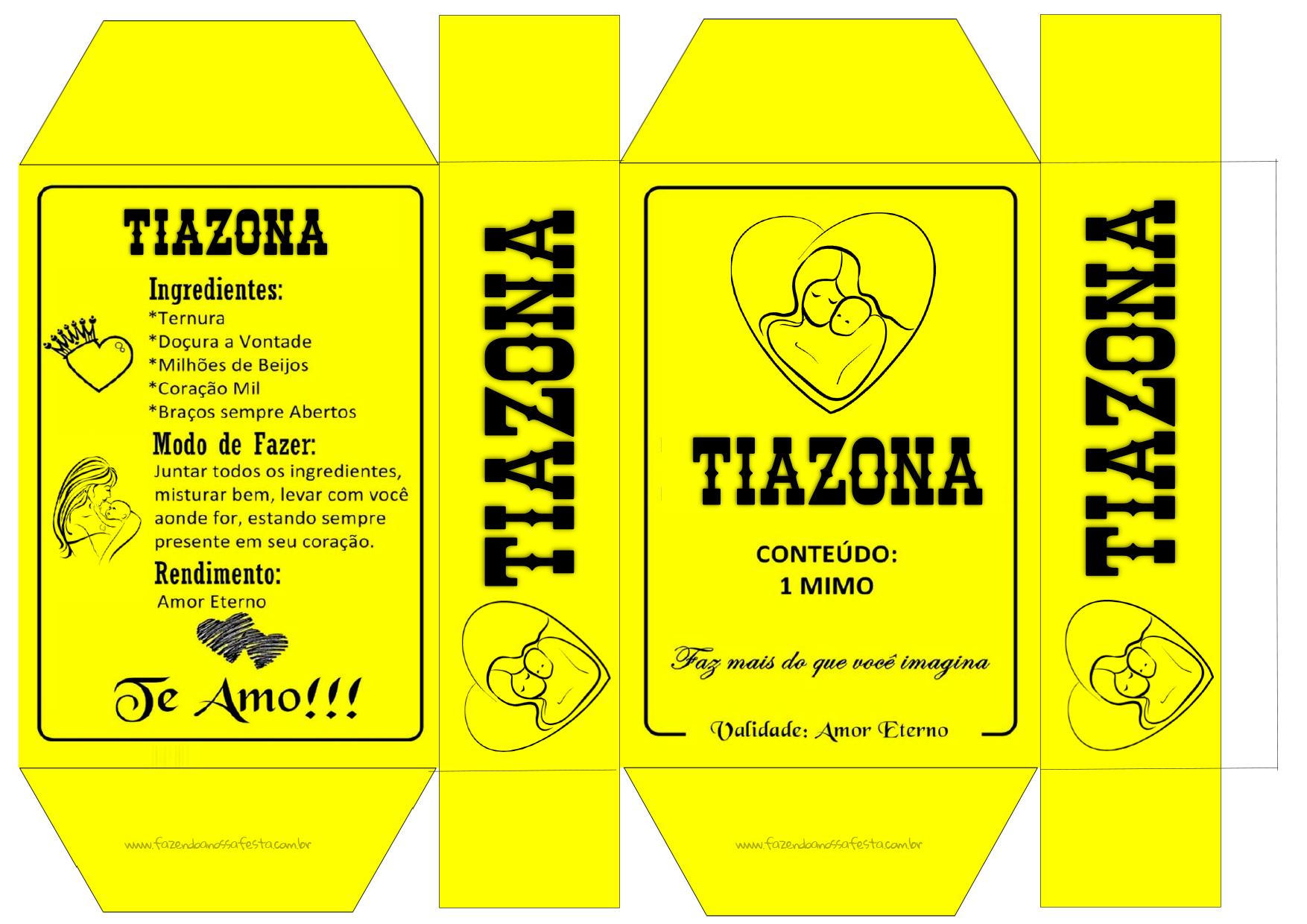 Caixa Tiazona
