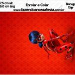 Bisnaga Brigadeiro 15gr Miraculous Ladybug