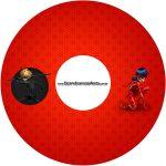 CD DVD Miraculous Ladybug