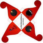 Caixa Bombom Miraculous Ladybug