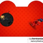 Caixa Coraço Miraculous Ladybug