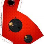 Caixa Fatia Miraculous Ladybug