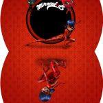 Caixa Maleta Miraculous Ladybug