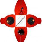 Caixa Miraculous Ladybug