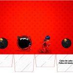 Caixa de Leite Miraculous Ladybug