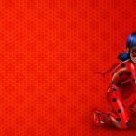 Cartão Miraculous Ladybug
