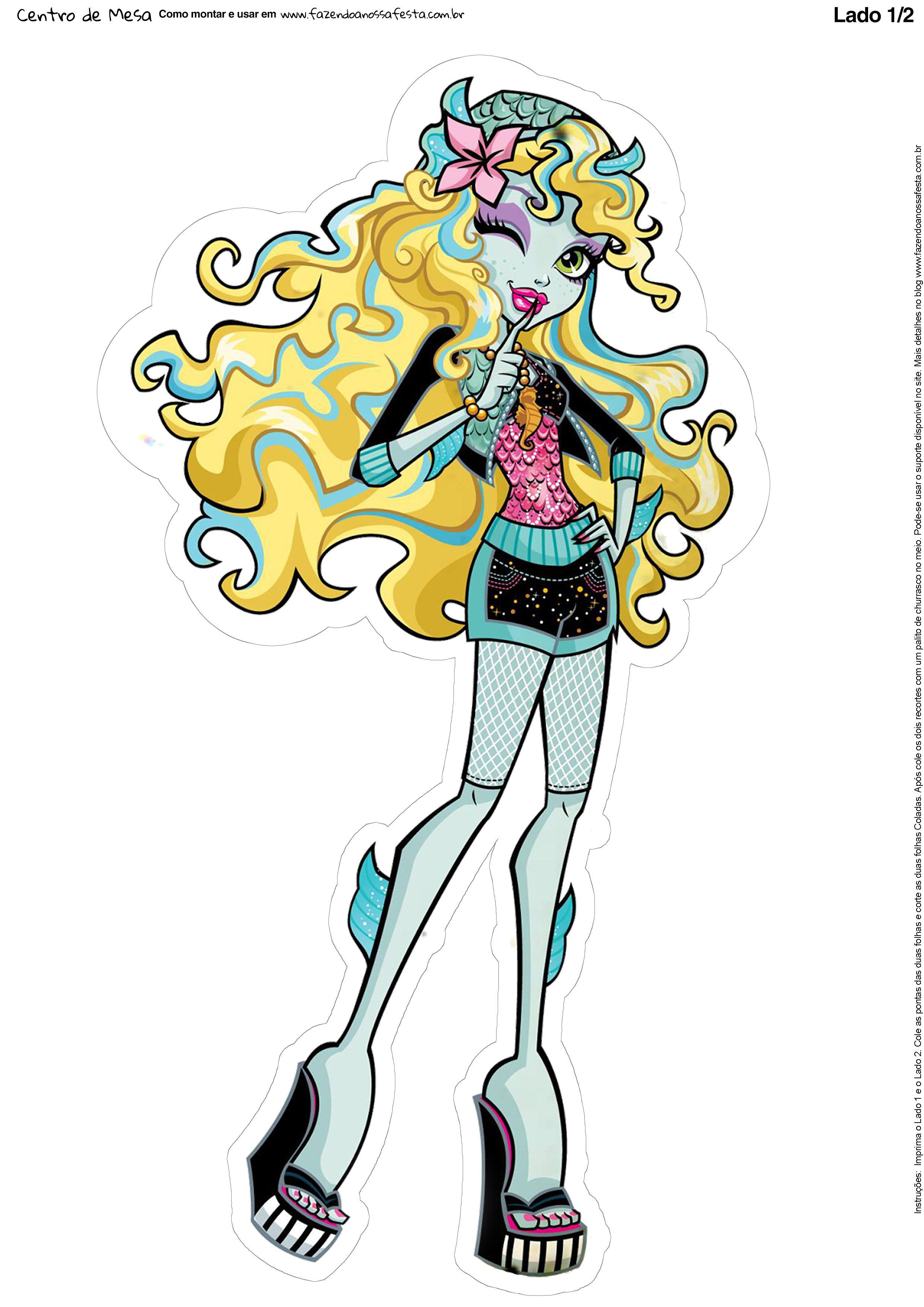 Totem Monster High 4-1