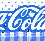 Coca-cola Festa Junina Azul