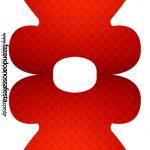 Convite Vestido Miraculous Ladybug
