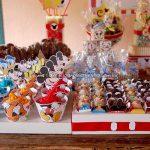 Forminha Docinhos Festa Mickey e sua Turma