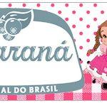 Guaraná Caculinha Festa Junina Rosa