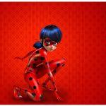 Lata de leite Miraculous Ladybug