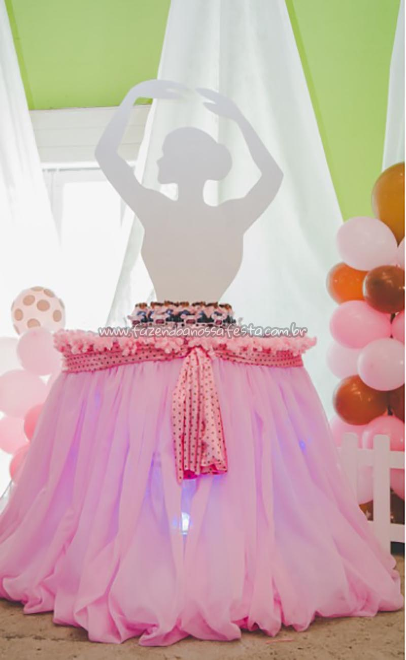 Mesa Festa Bailarina Jolie da Marina