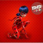 Mini M&M Miraculous Ladybug