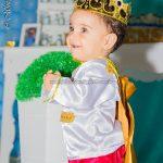 O aniversariante Festa Coroa Realeza do Arthur