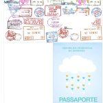 Passaporte Chuva de Bencao