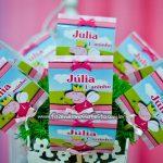 Pirulito Festa Peppa Pig da Julia