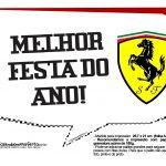 Plaquinhas Ferrari 1