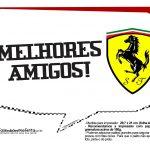 Plaquinhas Ferrari 11