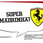 Plaquinhas Ferrari 14