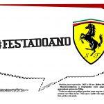 Plaquinhas Ferrari 19