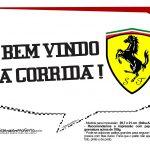 Plaquinhas Ferrari 4