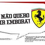Plaquinhas Ferrari 6