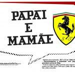 Plaquinhas Ferrari 7