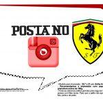 Plaquinhas divertidas Ferrari 2