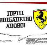 Plaquinhas Ferrari 23