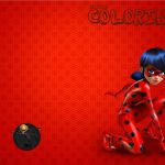 Revista Colorindo Miraculous Ladybug