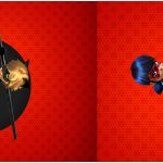 Rótulo Tic Tac Miraculous Ladybug